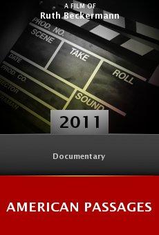 Ver película American Passages