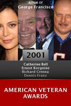 American Veteran Awards online free