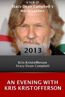 Ver película An Evening with Kris Kristofferson