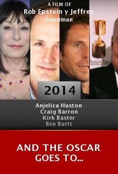 Watch And the Oscar Goes To... online stream