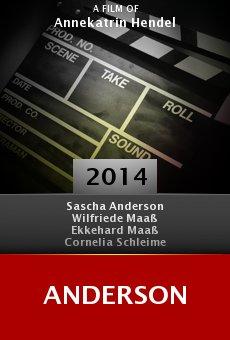 Watch Anderson online stream