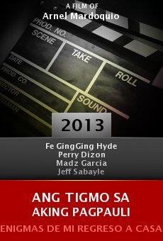 Ver película Ang tigmo sa aking pagpauli