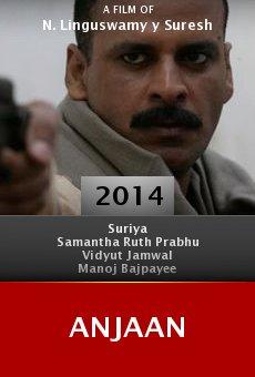 Ver película Anjaan