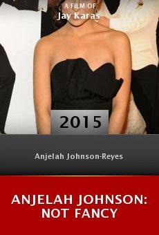 Ver película Anjelah Johnson: Not Fancy