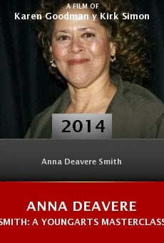 Anna Deavere Smith: A YoungArts Masterclass Online Free