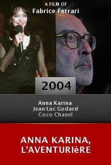 Anna Karina, l'aventurière online free