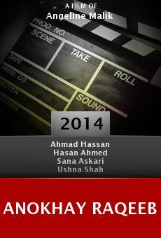 Ver película Anokhay Raqeeb
