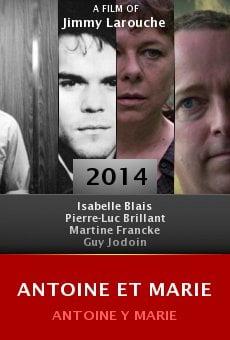 Antoine et Marie online