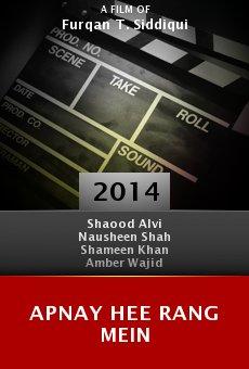 Apnay Hee Rang Mein online