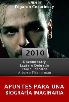 Ver película Apuntes para una biografía imaginaria