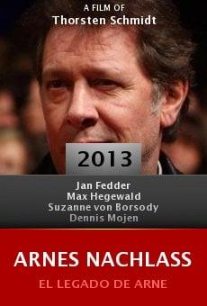 Arnes Nachlass online