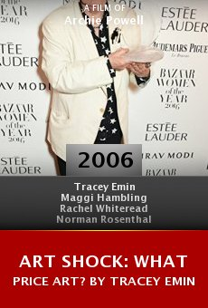 Art Shock: What Price Art? By Tracey Emin online free
