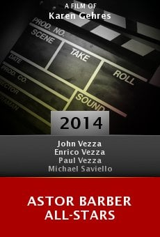 Ver película Astor Barber All-Stars