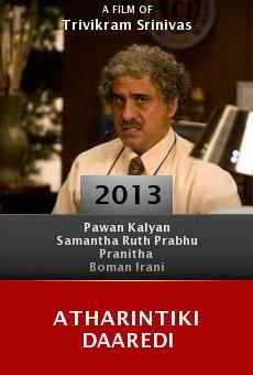 Ver película Atharintiki Daaredi