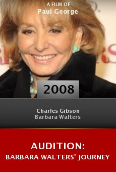Audition: Barbara Walters' Journey online free