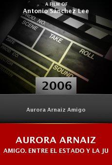 Aurora Arnaiz Amigo. Entre el estado y la justicia online free