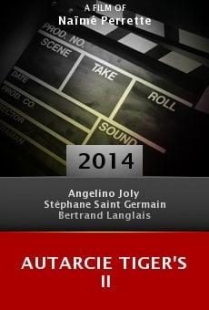 Ver película Autarcie Tiger's II