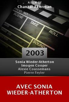 Avec Sonia Wieder-Atherton online free