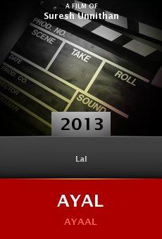 Ver película Ayal