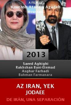 Az Iran, yek jodaee online free