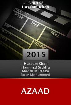 Ver película Azaad