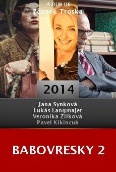Ver película Babovresky 2