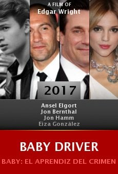 Ver película Baby Driver