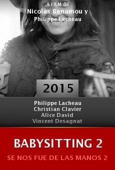 Ver película Babysitting 2