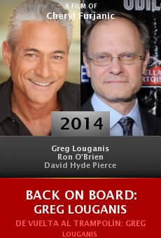 Back on Board: Greg Louganis online