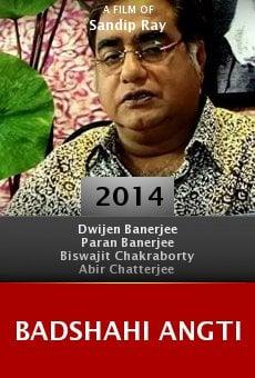 Watch Badshahi Angti online stream