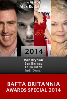 Ver película BAFTA Britannia Awards Special 2014