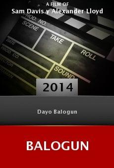 Ver película Balogun