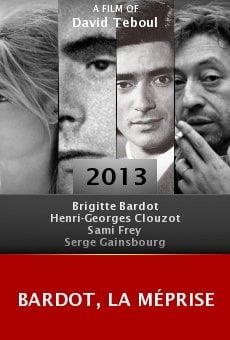 Watch Bardot, la méprise online stream