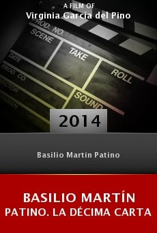Watch Basilio Martín Patino. La décima carta online stream