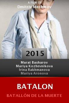 Ver película Batalon