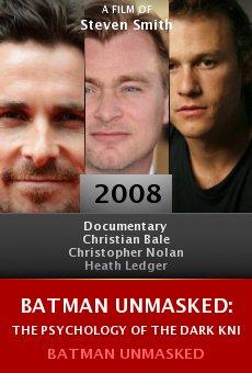 Ver película Batman Unmasked
