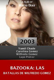 Bazooka: Las Batallas de Wilfredo Gomez online free