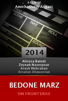 Ver película Bedone marz