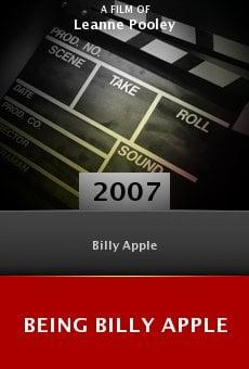 Being Billy Apple online free