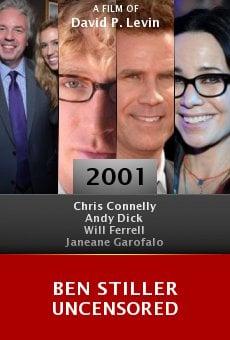 Ben Stiller Uncensored online free