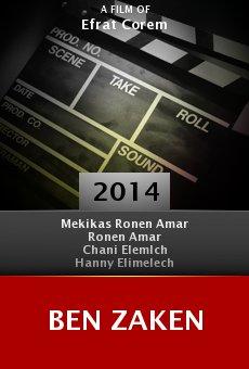 Watch Ben Zaken online stream