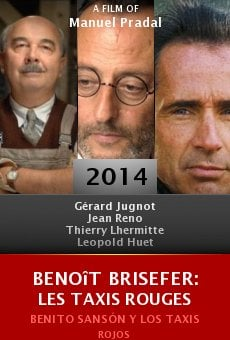 Benoît Brisefer: Les taxis rouges online free
