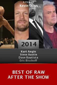 Watch Best of Raw After the Show online stream