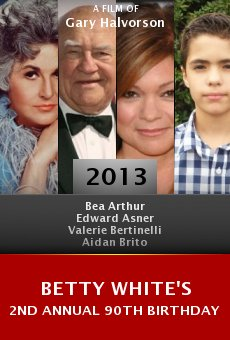 Ver película Betty White's 2nd Annual 90th Birthday