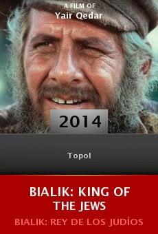 Watch Bialik: King of the Jews online stream