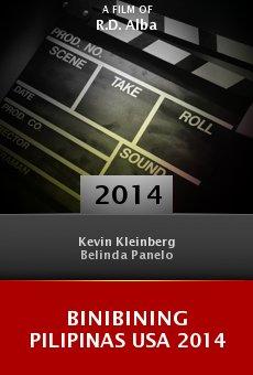 Ver película Binibining Pilipinas USA 2014