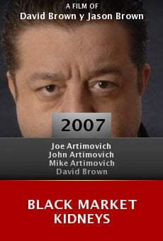 Black Market Kidneys (BMK) online free