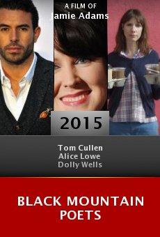 Ver película Black Mountain Poets