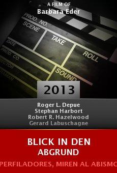 Ver película Blick in den Abgrund