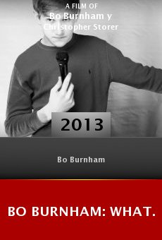 Bo Burnham: what. online free